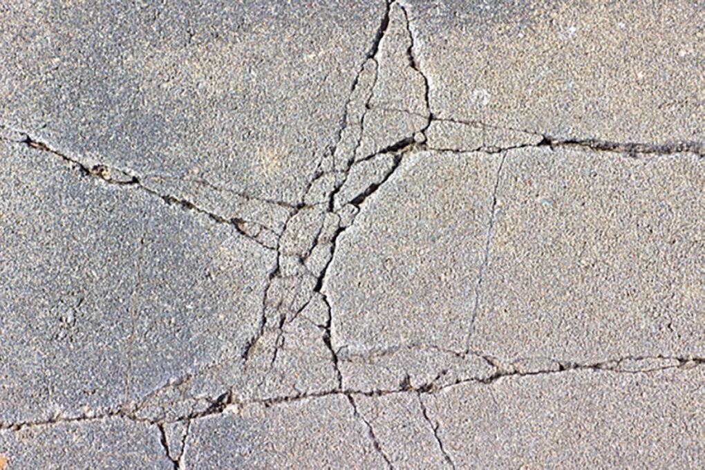 Concrete crack repair gwc decorative concrete