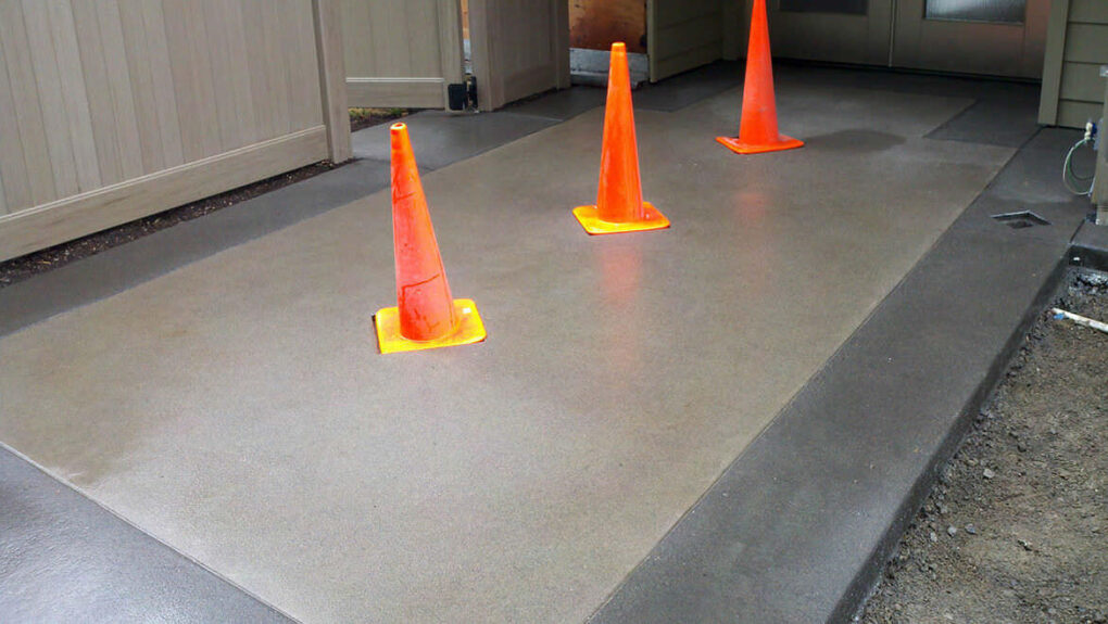 Concrete contractor what to expect