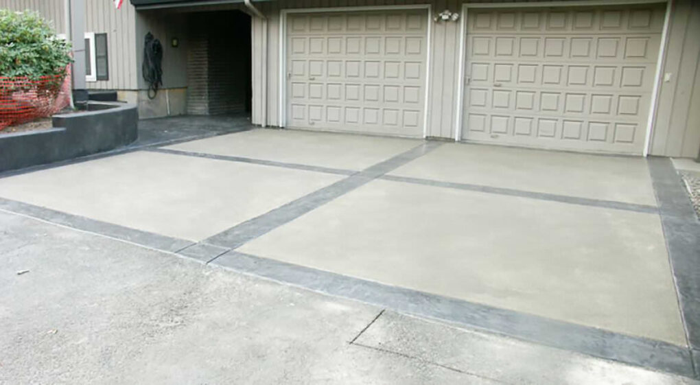 Portland concrete cleaning resealing