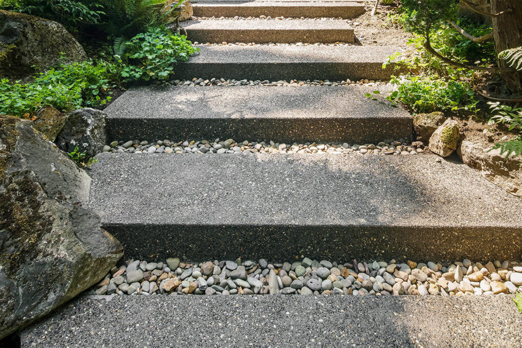 5 riverwood exposed aggregate spaced steps 2020 12 08 174036