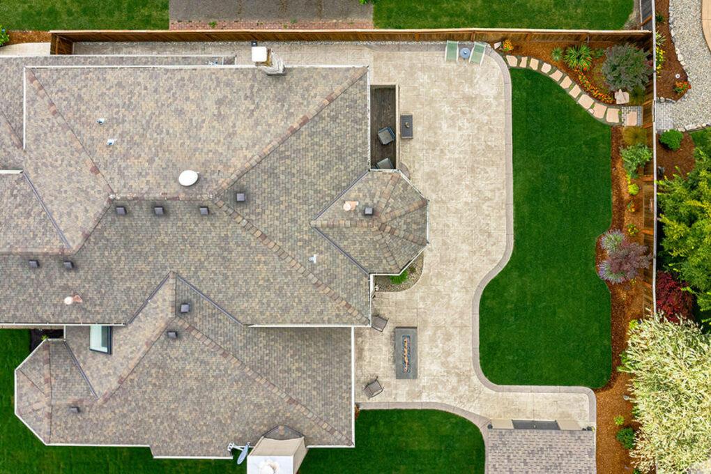 5 wilsonville stamped backyard patio